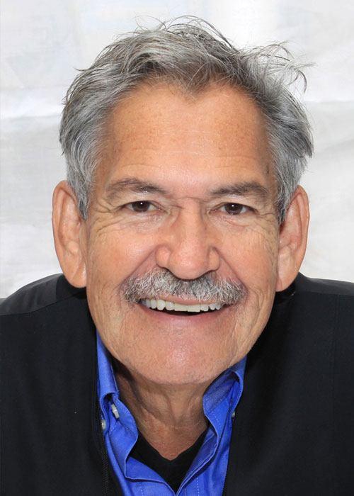 Benjamin Alire Sáenz