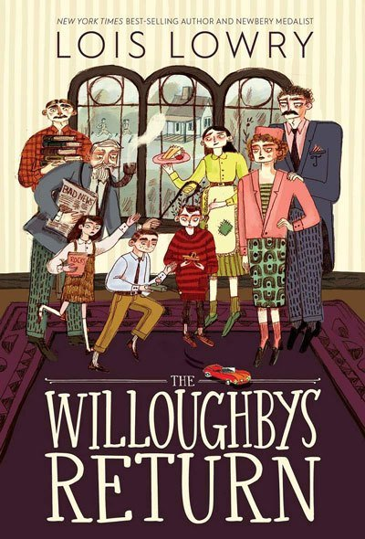 The Willoughbys Return by Lois Lowry