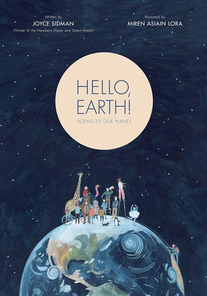 Hello Earth by Joyce Sidman