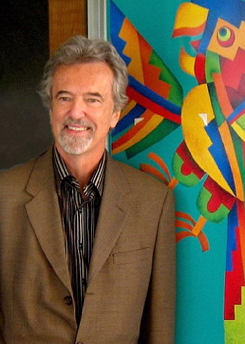Gerald McDermott 2010